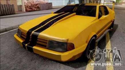 Custom Cadrona v5 para GTA San Andreas