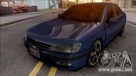 Peugeot 406 Improved para GTA San Andreas
