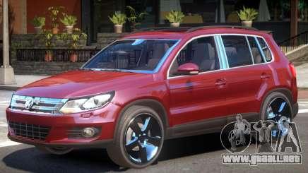 Volkswagen Tiguan V1.1 para GTA 4