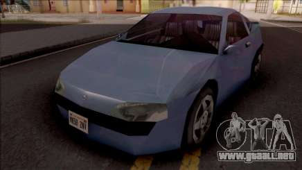 Opel Tigra SA Style para GTA San Andreas