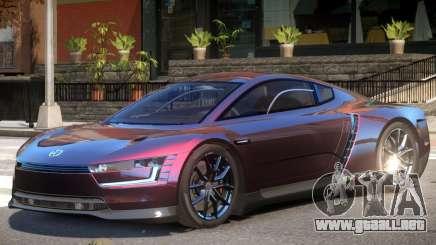 Volkswagen XL Sport Upd para GTA 4