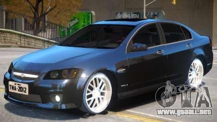 Chevrolet Omega V1 para GTA 4