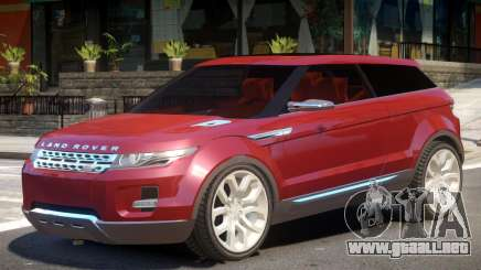 Range Rover V1 para GTA 4