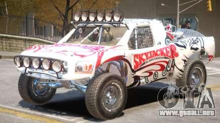 Dodge Ram Rally Edition PJ3 para GTA 4