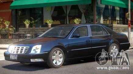 Cadillac DTS V1.0 para GTA 4