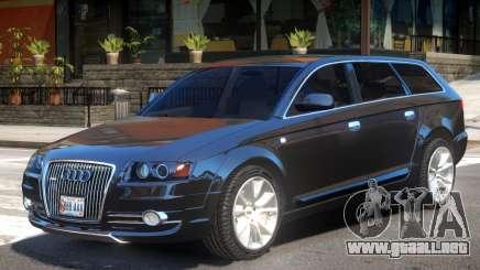 Audi A6 R2 para GTA 4