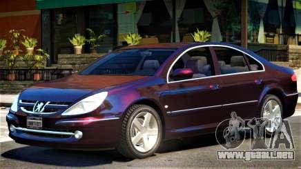 Peugeot 607 V1 para GTA 4