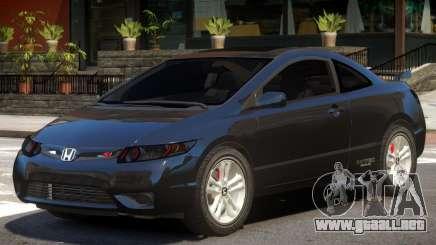 Honda Civic Si V1.1 para GTA 4