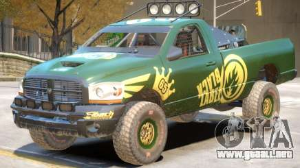 Dodge Power Wagon Baja V1 PJ2 para GTA 4
