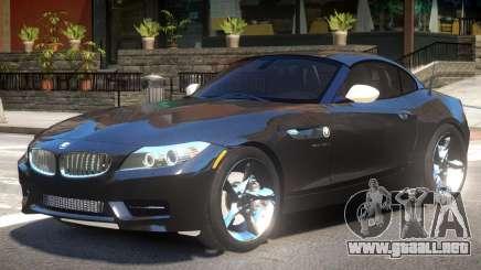 BMW Z4 V1.0 para GTA 4