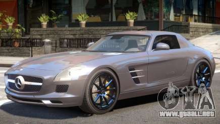 Mercedes Benz SLS AMG Y11 para GTA 4