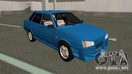 VAZ 21099 Afinación Completa para GTA San Andreas