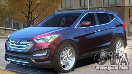 Hyundai Santa Fe V2 para GTA 4