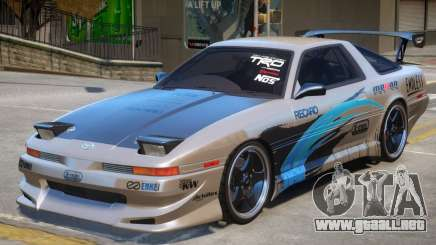 Toyota Supra Turbo PJ4 para GTA 4