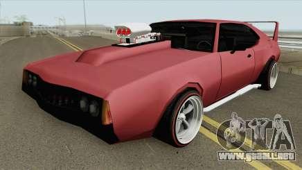 Custom Clover MQ para GTA San Andreas
