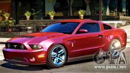 Ford Shelby V1 para GTA 4