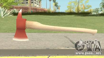 Fire Axe HQ para GTA San Andreas