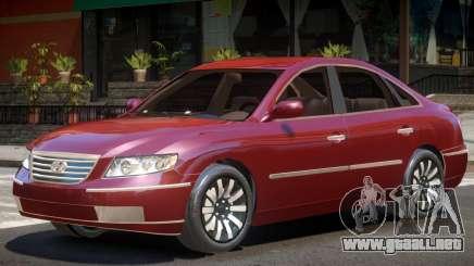 Hyundai Azera V1 para GTA 4