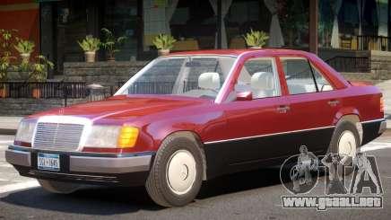 Mercedes 250D V1.1 para GTA 4