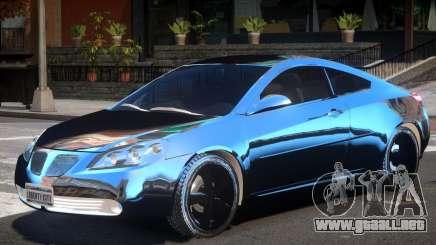 Pontiac G6 V1 para GTA 4