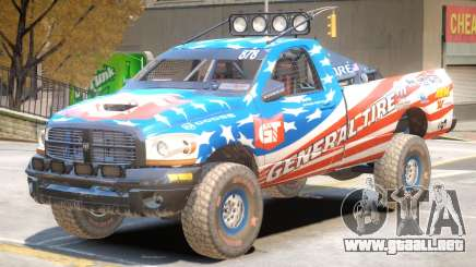 Dodge Power Wagon Baja V1 PJ1 para GTA 4
