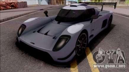 Ultima RS 2020 para GTA San Andreas