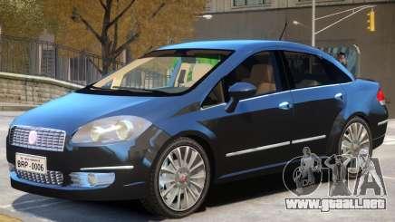 Fiat Linea V1 para GTA 4