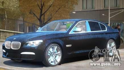 BMW 750i V1.1 para GTA 4