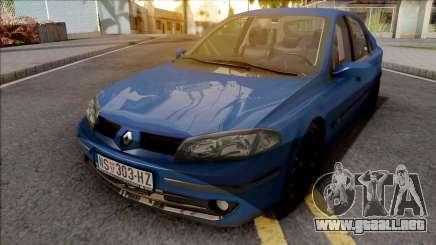 Renault Laguna Mk2 2005 Facelift para GTA San Andreas