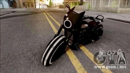 GTA Online Arena Wars Future Shock Deathbike para GTA San Andreas