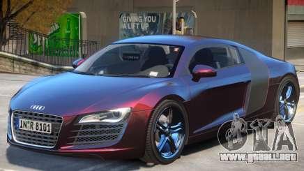 Audi R8 V1.2 para GTA 4