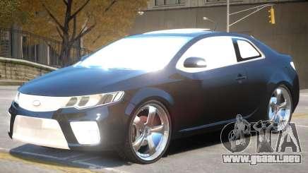 Kia Cerato V1 para GTA 4