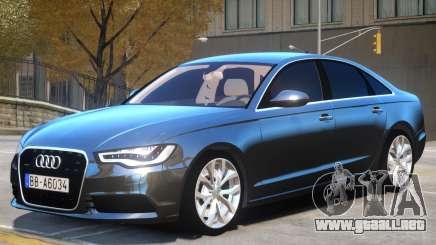 Audi A6 V1.2 para GTA 4