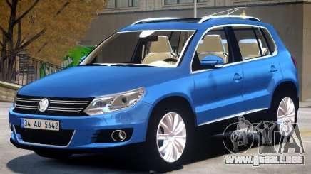 Volkswagen Tiguan V1 para GTA 4