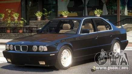 1994 BMW 540i V1.1 para GTA 4