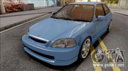 Honda Civic Type R 2000 para GTA San Andreas