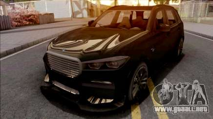 GTA V Ubermacht Rebla GTS para GTA San Andreas