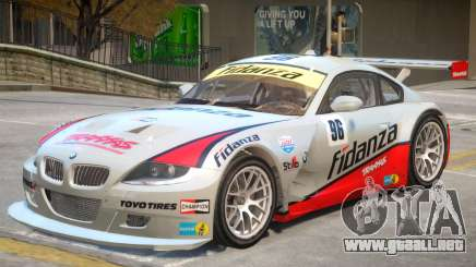 BMW Z4 V1 PJ4 para GTA 4