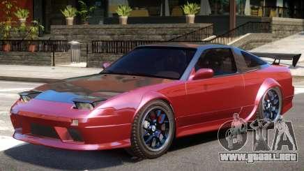 Nissan 240SX V1.1 para GTA 4