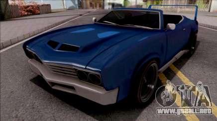 FlatOut Scorpion Cabrio Custom para GTA San Andreas