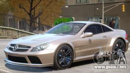 Mercedes SL65 AMG BS para GTA 4