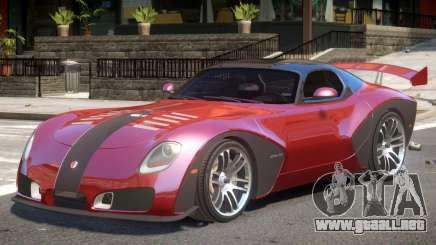 Devon GTX V1 para GTA 4