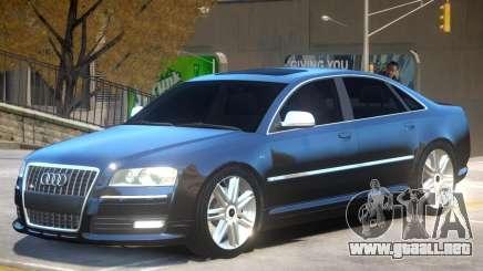 Audi S8 V1 para GTA 4