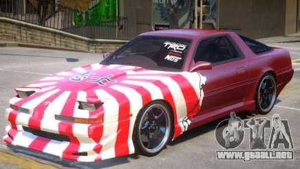 Toyota Supra Turbo PJ6 para GTA 4