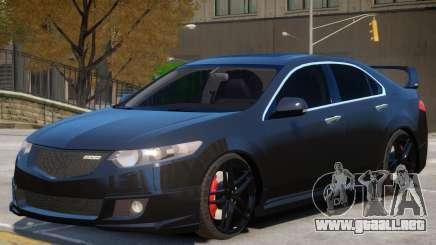 Honda Accord V1 para GTA 4