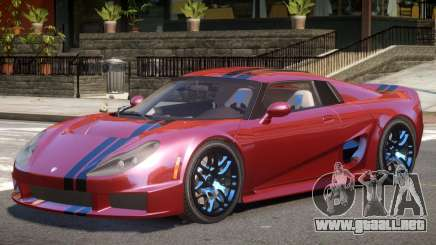 Rossion Q1 V1 PJ1 para GTA 4