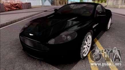 Aston Martin DB9 Full Tunable para GTA San Andreas