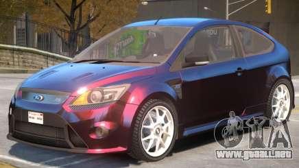Ford Focus RS Stock para GTA 4