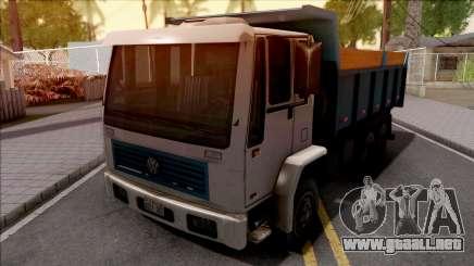 Volkswagen 16200 (DFT-30 Edition) Basculante para GTA San Andreas