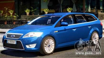 Ford Mondeo V2.1 para GTA 4